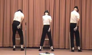 Estos Ancianos Se Mueven Al Ritmo De Michael Jackson