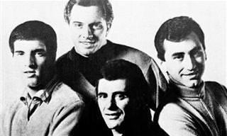 16 De Las Mejores Canciones De Frankie Valli & The Four Seasons