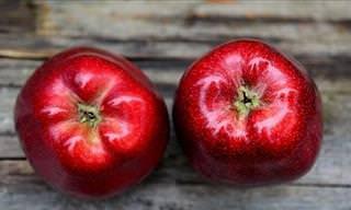 4 Razones Por Las Que Deberías Comer Manzanas