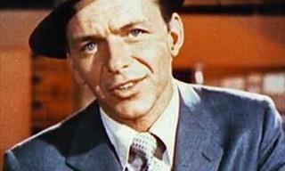 Disfruta De 12 Éxitos Musicales Del Inigualable Frank Sinatra