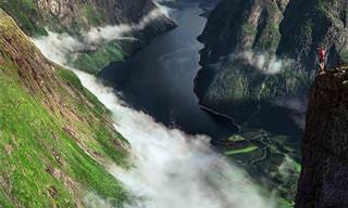 La Belleza De Las Montañas Por Max Rive