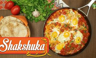¿Shakshuka, Ya Las Has Probado? Fácil y Rápida!