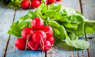 10 Beneficios Saludables De Los Rábanos