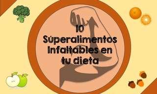 Los 10 Mejores Súperalimentos Para La Salud