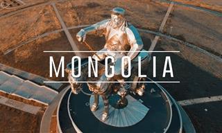 Un Asombroso Recorrido Virtual Por Mongolia