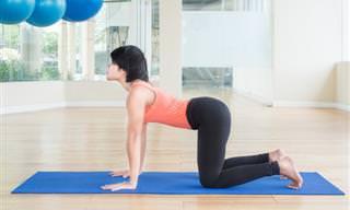 4 Simples Ejercicios Para Combatir El Dolor de Espalda