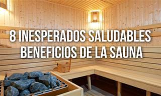Todos Los Beneficios Que La Sauna Puede Aportarte