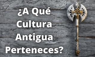 Test: ¿A Qué Civilización Antigua Perteneces?