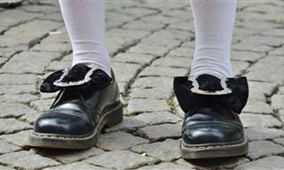 Chiste: Los Zapatos Pequeños