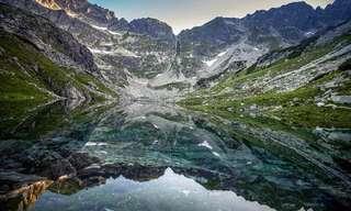 Magníficas Imágenes De Los Montes Tatra