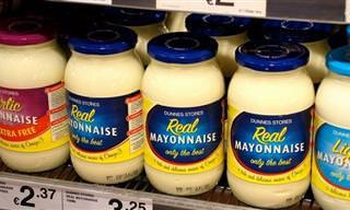 ¡10 Sorprendentes Usos De La Mayonesa!