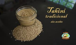 Aprende a Preparar El Delicioso y Popular Tahini Israelí