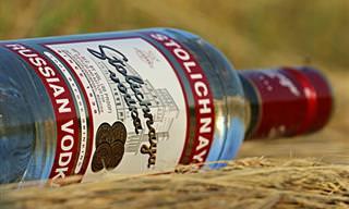 15 Sorprendentes Usos Del Vodka Que Debes Conocer