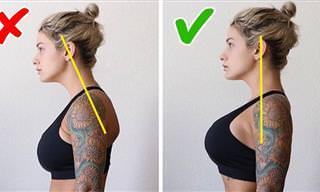 Evita El Problema Común De La Parte Superior De La Espalda
