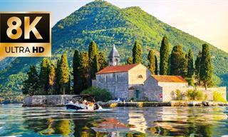 Te Invitamos a Dar Un Recorrido Virtual Por Sitios Costeros Del Mediterráneo