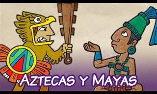 Las Diferencias Entre Mayas y Aztecas
