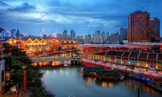 Los 10 Mejores Lugares De Singapur