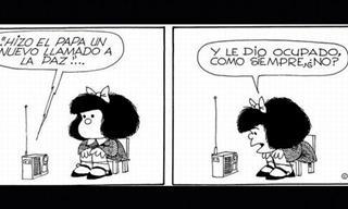 15 Historietas De Mafalda Para Reflexionar Sobre La Vida