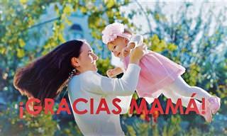 Video: ¡Gracias Mamá Por Darme El Mejor De Los Regalos!
