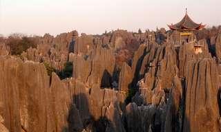 El Bosque De Piedra Shilin