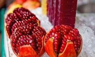Granada: Una Fruta De Propiedades Medicinales