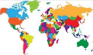 Estos Intrigantes Mapas Revelan Una Visión Diferente Del Mundo