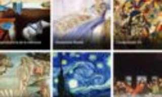 ¿Quiénes Son Los Autores De Estas Obras De Arte?