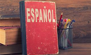 Test Sobre Ortografía y Gramática En Español
