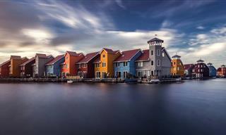 La Hermosa Arquitectura De Los Países Bajos