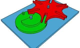 Mecanismos Complejos En Animaciones Simples