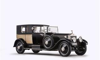 Un Increíble Rolls-Royce Inspirado En El Siglo XVIII