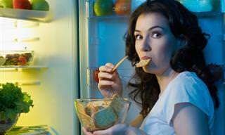 7 Comidas Que Son El Perfecto Snack De Medianoche