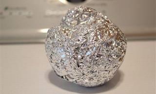 10 Increíbles Usos Para El Papel De Aluminio