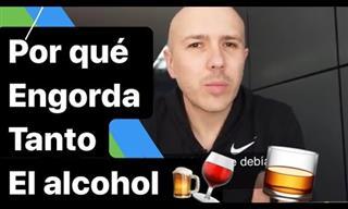 ¿Acaso Las Bebidas Alcohólicas Nos Hacen Subir De Peso?