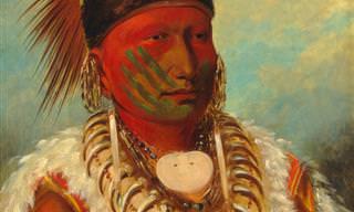 Broma: Un Jefe Indio Llamando Al Servicio Metereológico