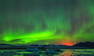 Video: Descubre La Hermosa Danza De La Aurora Boreal