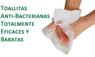 Como Hacer Toallitas Anti Bacterianas Eficaces y Baratas