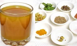 Mejora Tu Salud Con Esta Bebida Ayurvédica