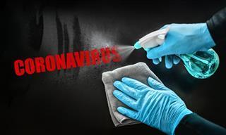 COVID-19: No Es Necesario Desinfectar Las Superficies Con Tanta Frecuencia
