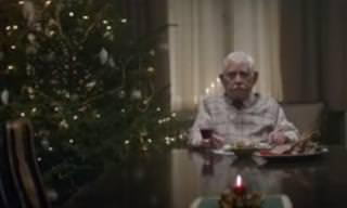 Comercial De Navidad Un Padre Reúne a Sus Hijos En Navidad