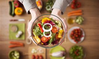 Test De Salud: ¿Qué Te Está Faltando En Tu Dieta?