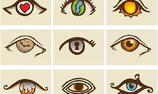 Test: Elige Un Ojo y Descubre Detalles Ocultos Sobre Tu Personalidad