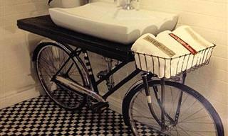 15 Buenas Ideas Para Decorar Tu Casa Con Objetos Antiguos