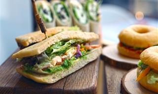 Los Sándwiches Pueden Ser Saludables: 6 Consejos Nutricionales