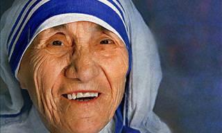 En Las Palabras De La Madre Teresa De Calcuta
