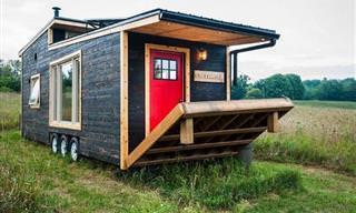 Nuevas Formas De Vivir: 'Tiny Houses' o Minicasas