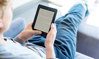 Gratis y Legal: 16 Páginas Para Descargar Libros