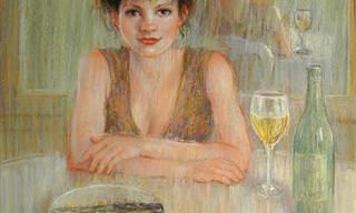 Descubre El Arte Impresionista De September McGee