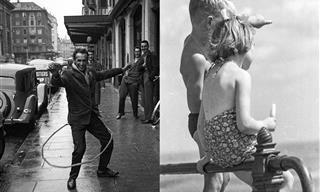 23 Fotografías Callejeras Del Siglo XX Que Te Dejarán Asombrado
