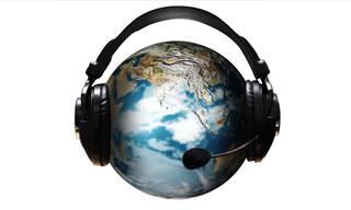 ¿Cómo Sonará El Mundo? El Mapa Interactivo Radio Aporee